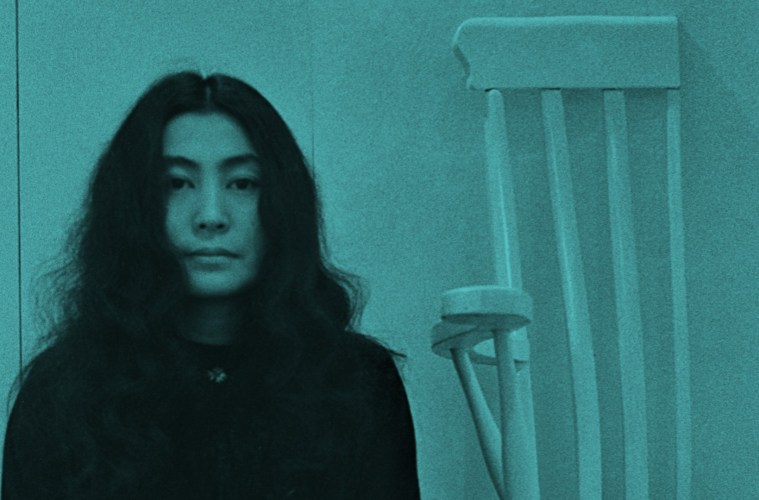 Yoko Ono; Credit: © Clay Perry
