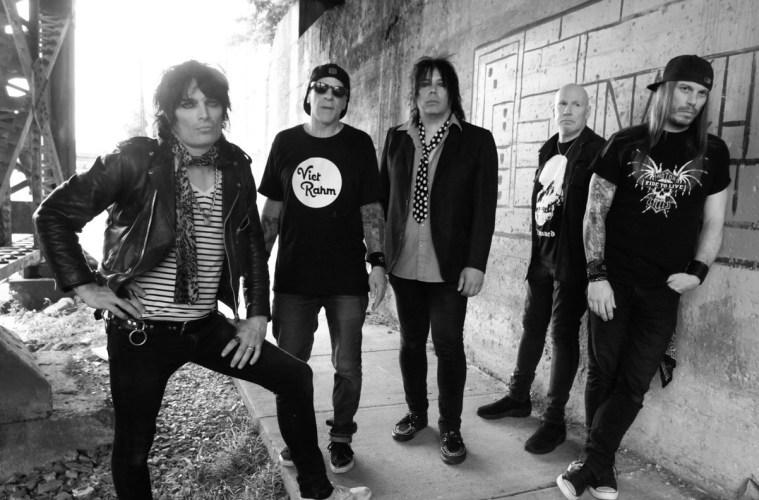The Dead Boys with Ricky Rat