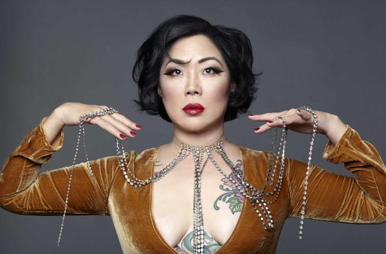 Margaret Cho; Credit: Albert Sanchez