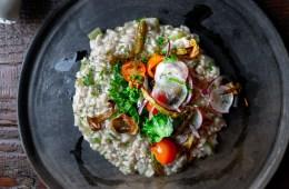 Risotto De Caiguas -  Canaroli rice