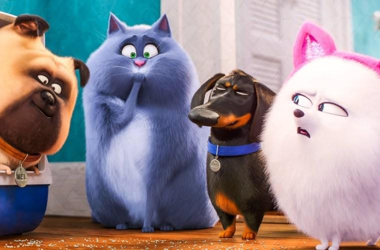 The Secret Life of Pets 2; Credit: Universal