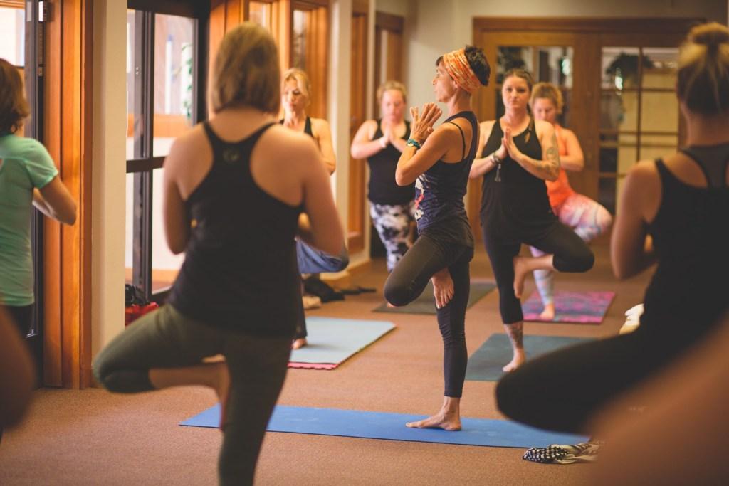 Big Bear Yoga Festival