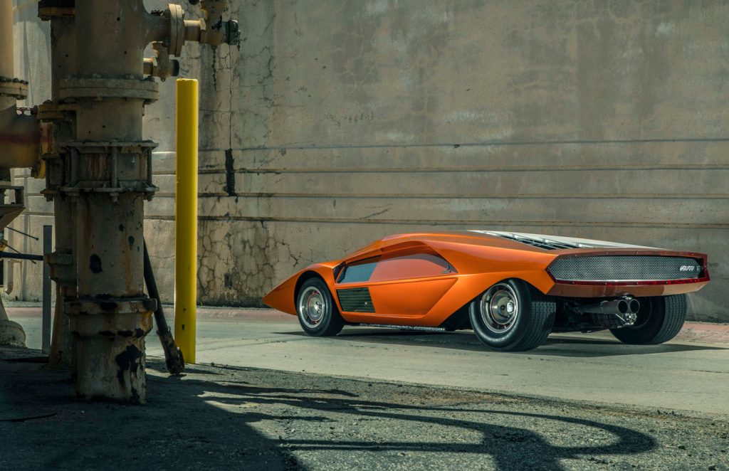 ArtCenter Car Classic: One of a Kind