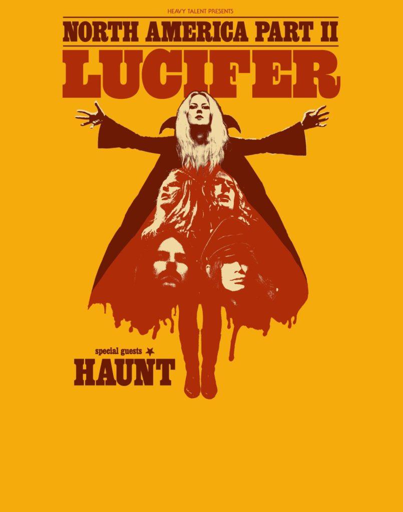 Lucifer, Haunt