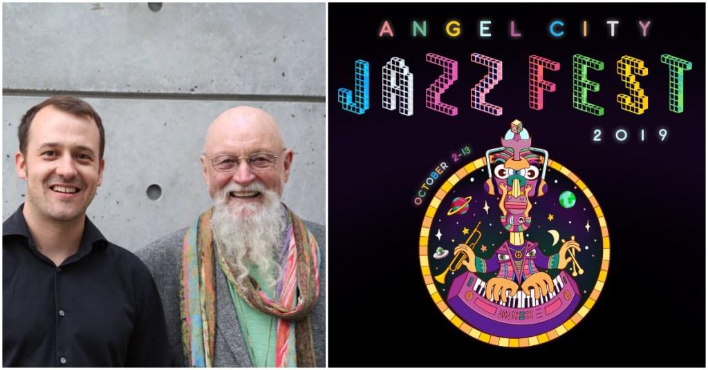 Angel City Jazz Fest: Terry & Gyan Riley