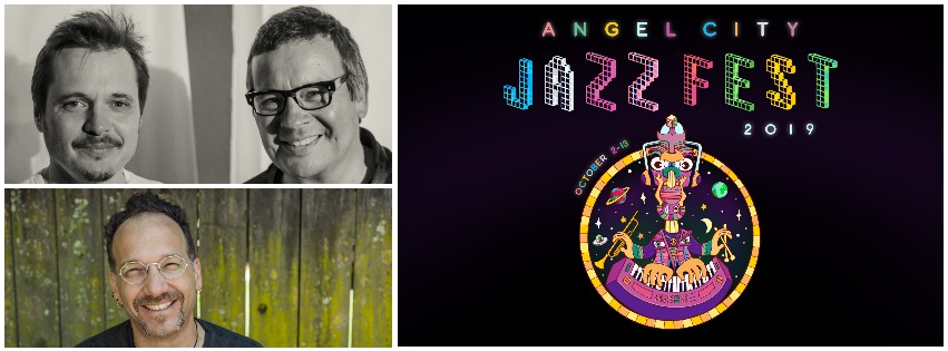 Angel City Jazz Fest: Greenlief/Dunn/Amendola