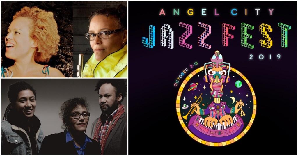 Angel City Jazz Fest: Iridescent + Tomeka Reid's Artifacts Trio