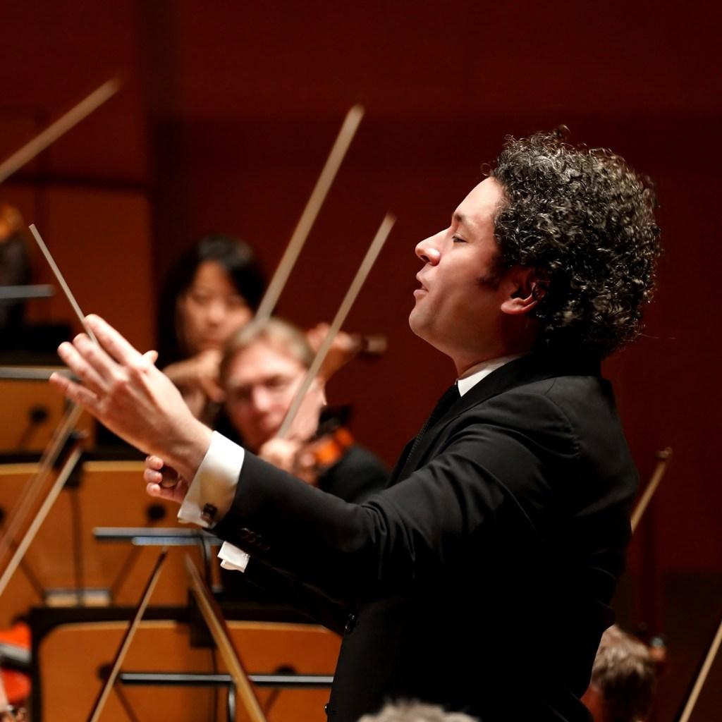 Dudamel Conducts Norman & Prokofiev