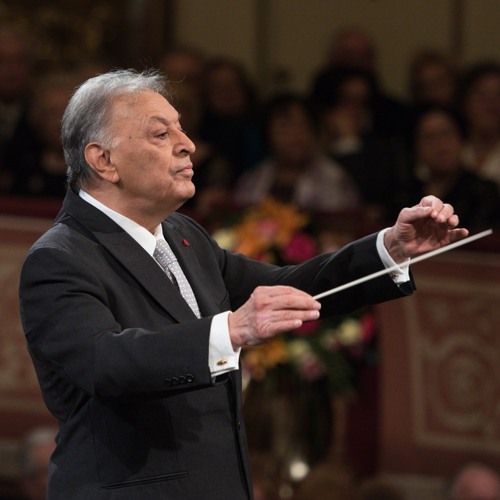 Mehta Conducts Wagner & More