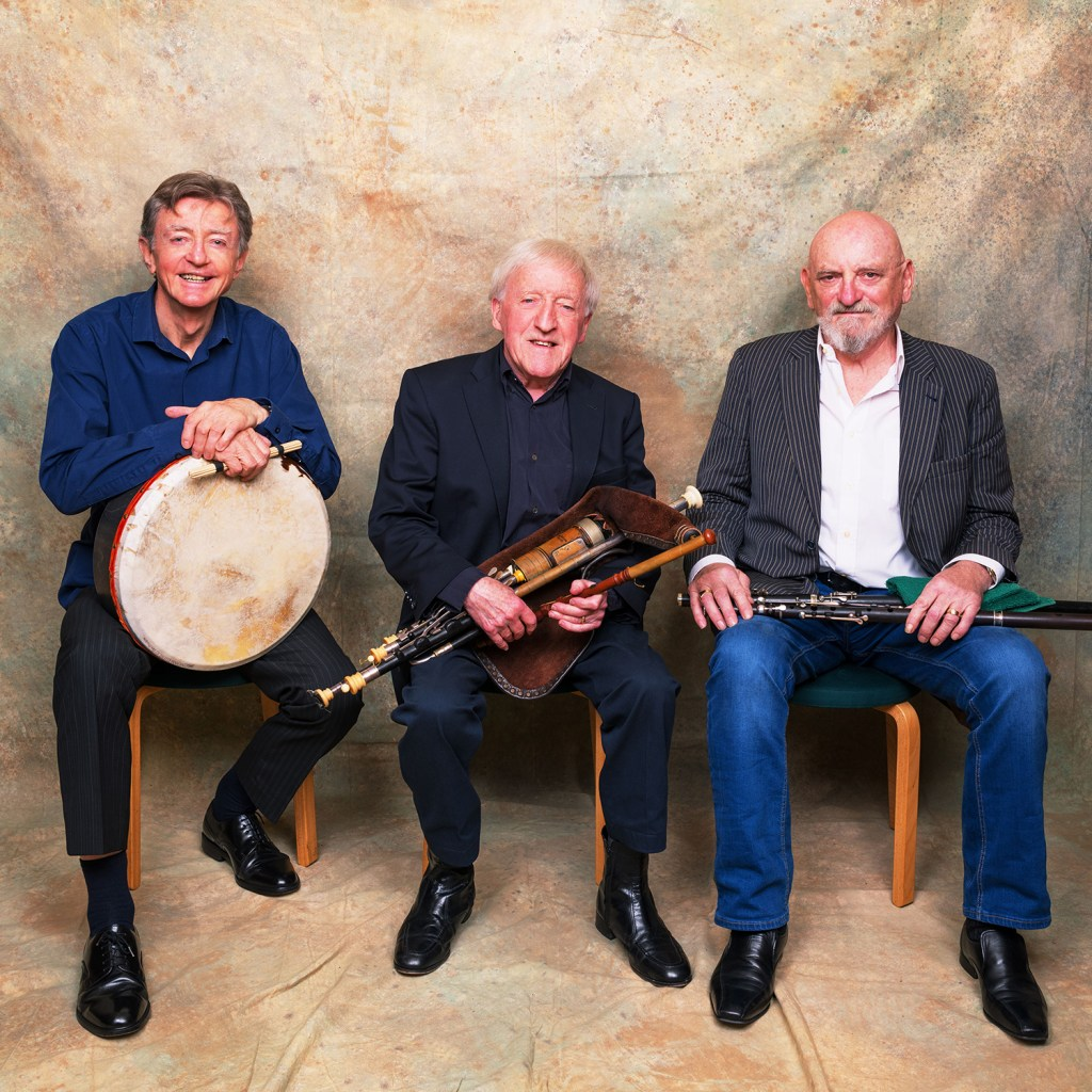 The Chieftains' Irish Goodbye