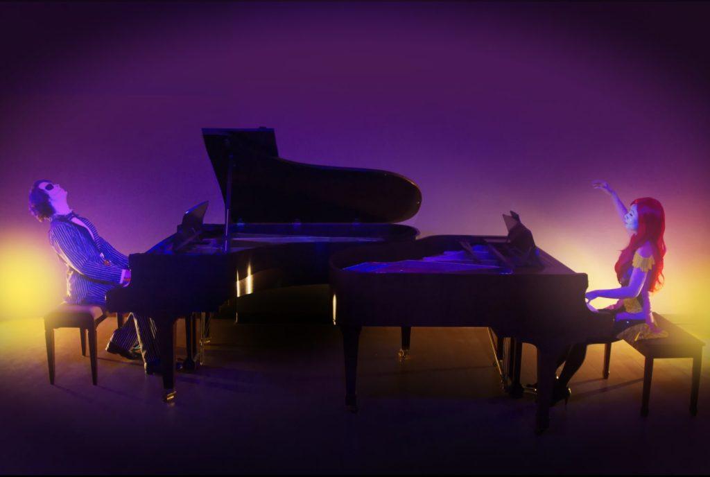 HALLOWEEN DUELING PIANO CONCERT