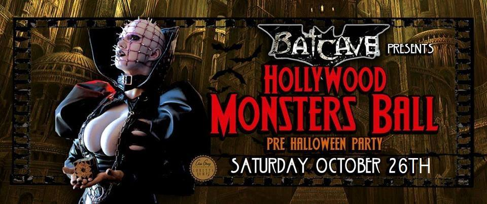 Hollywood Monsters Ball