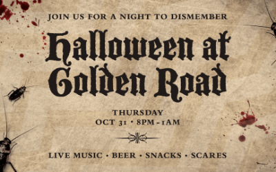 A Night to Dismember at Golden Road Brewing!