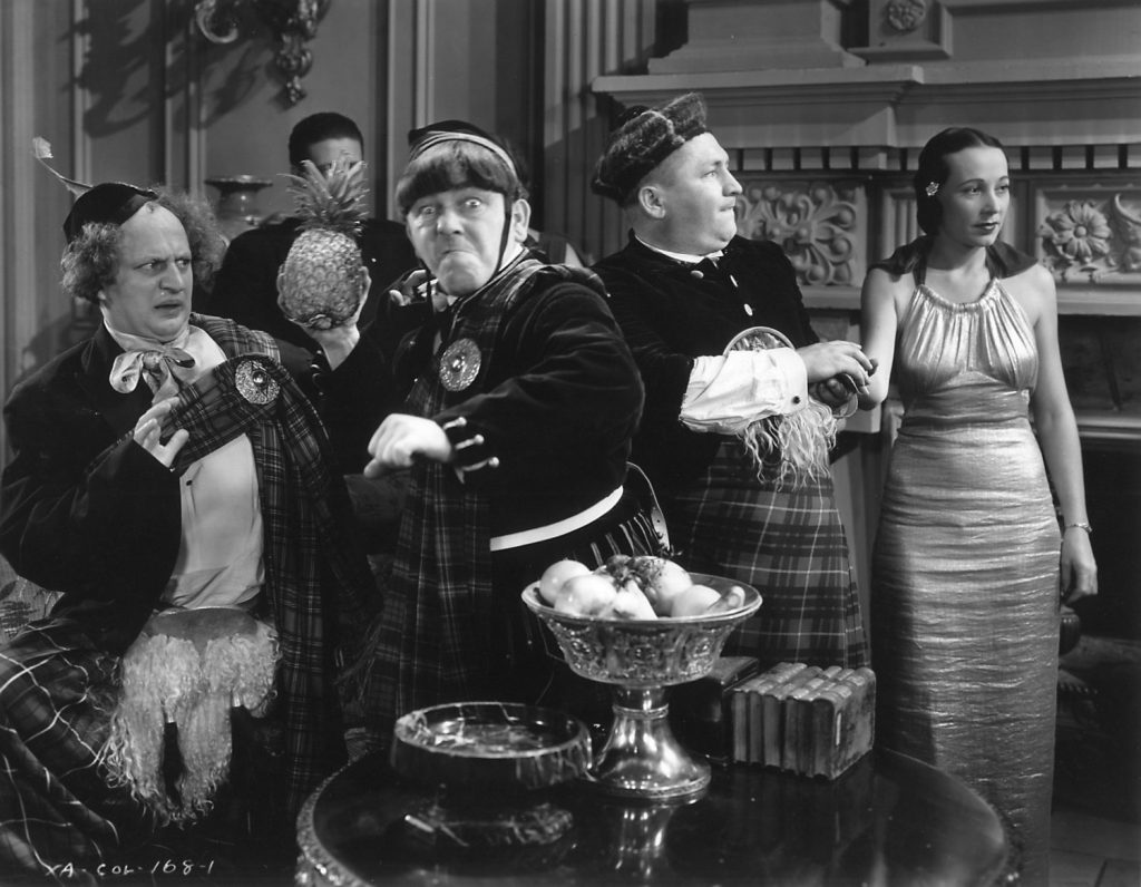 22ND ANNUAL THE THREE STOOGES® BIG SCREEN EVENT
