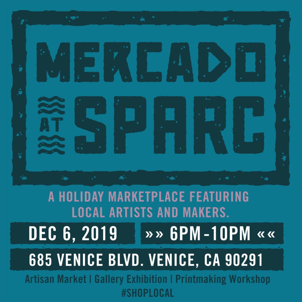 Mercado at SPARC