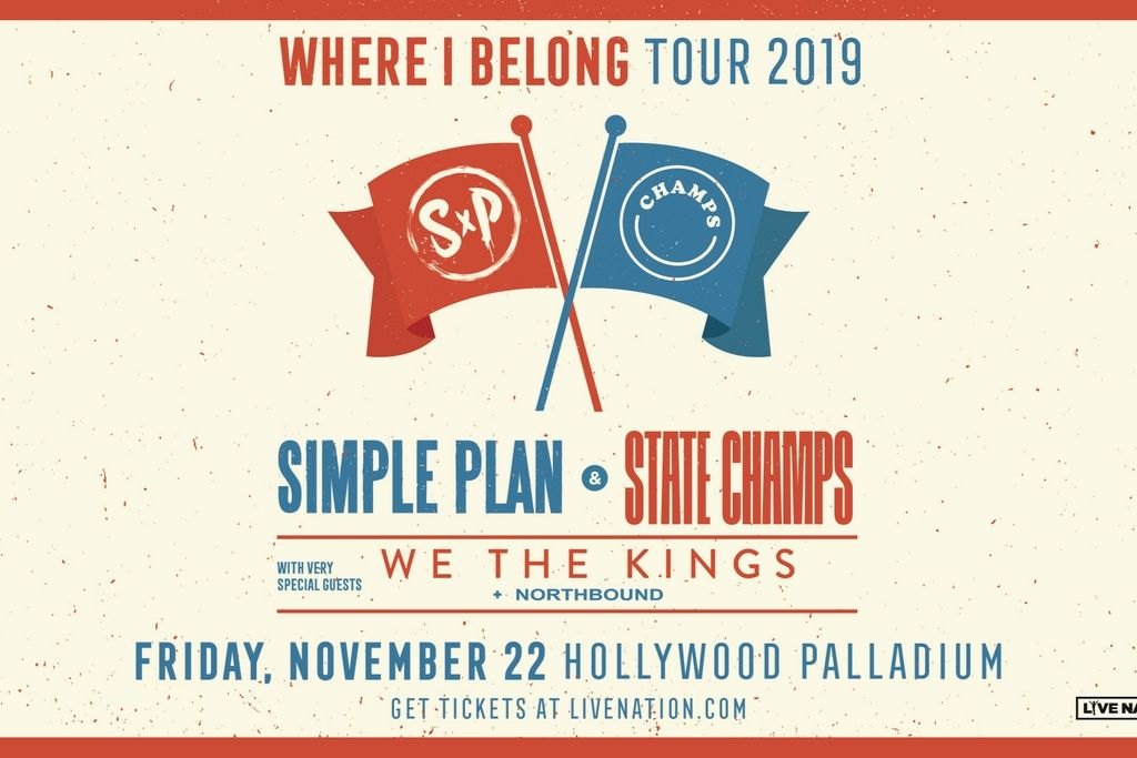 Simple Plan, State Champs
