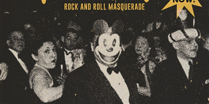 New Year's Hop: Rock & Roll Masquerade