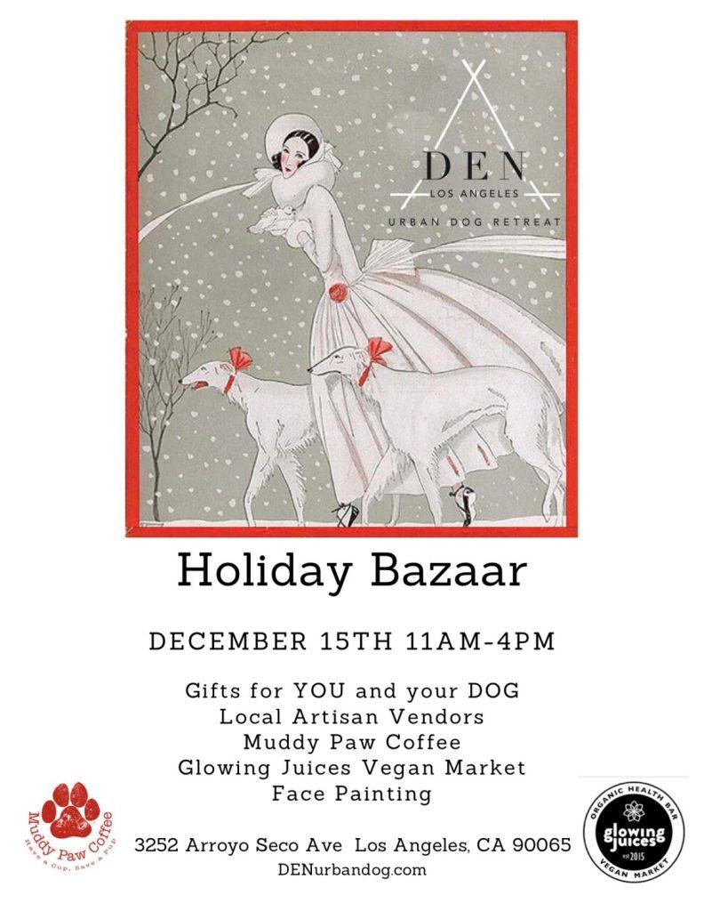 DEN Holiday Bazaar