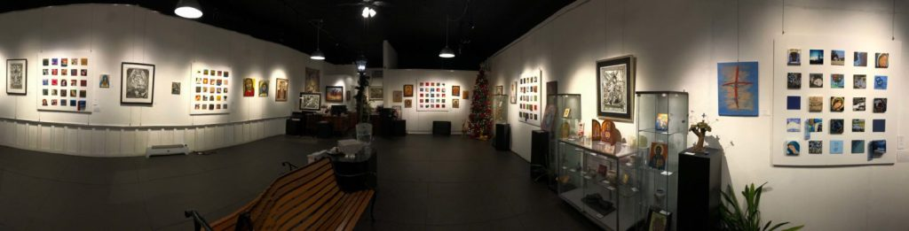 5 x 5 Miniatures and Holiday Art of Giving Event