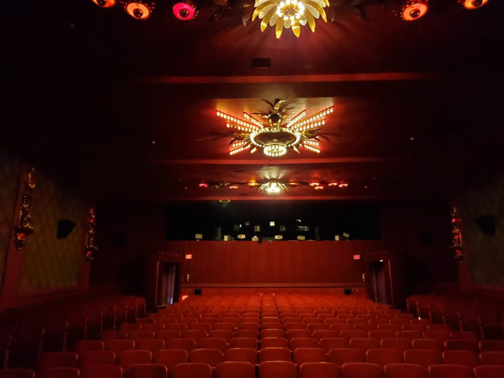 Academy Awards Viewing at the Fine Arts Theatre in Beverly Hills