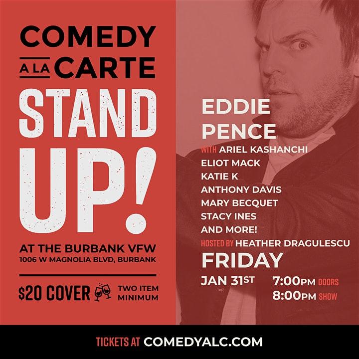 Comedy a la Carte @ Burbank VFW