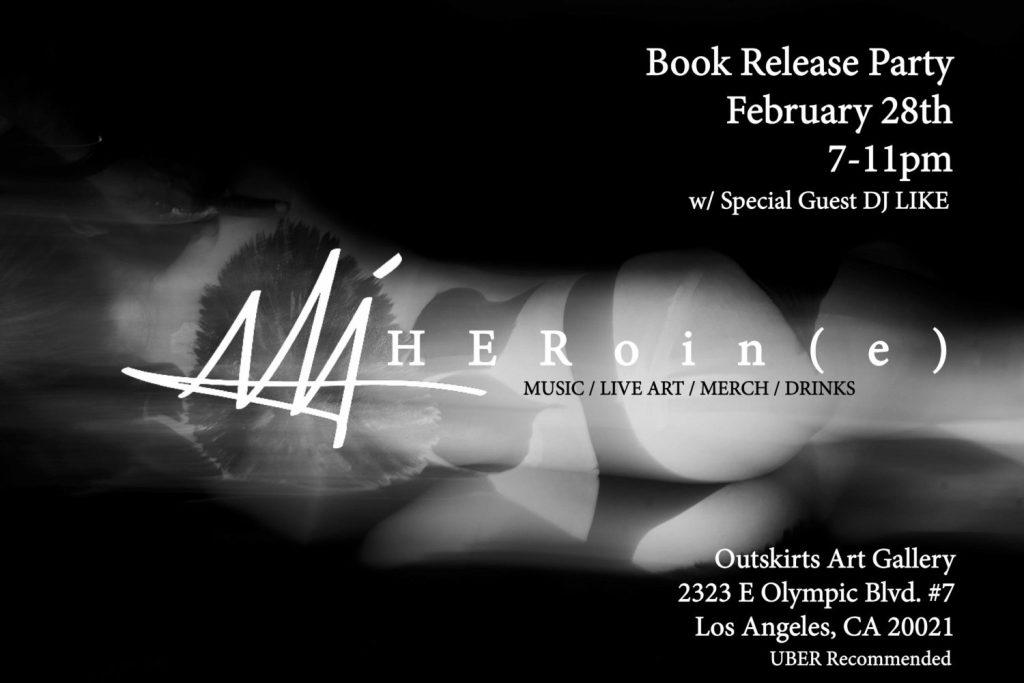 HERoin(e) Book Release Party