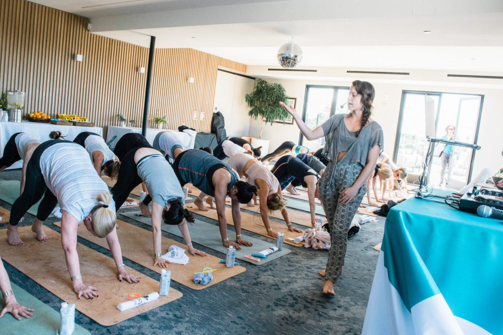 Modern Well-Being Day at The Griffin Club