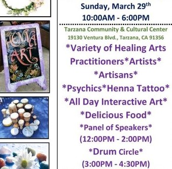 """ A Day of Healing"" Metaphysical & Artisan Fair"