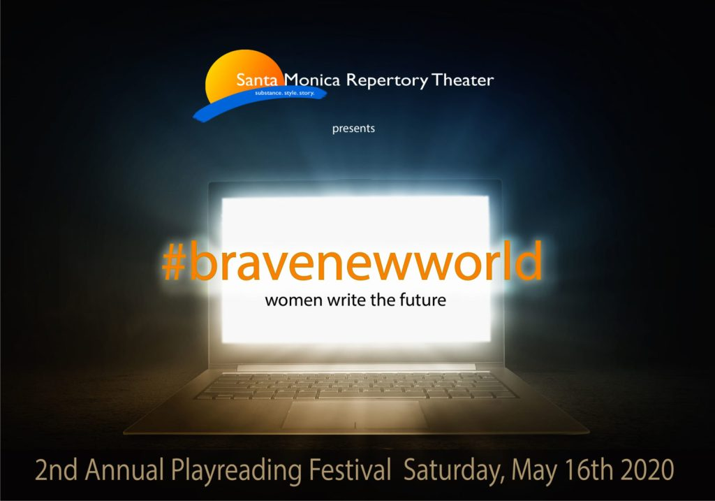 #bravenewworld 2nd Annual Playreading Festival