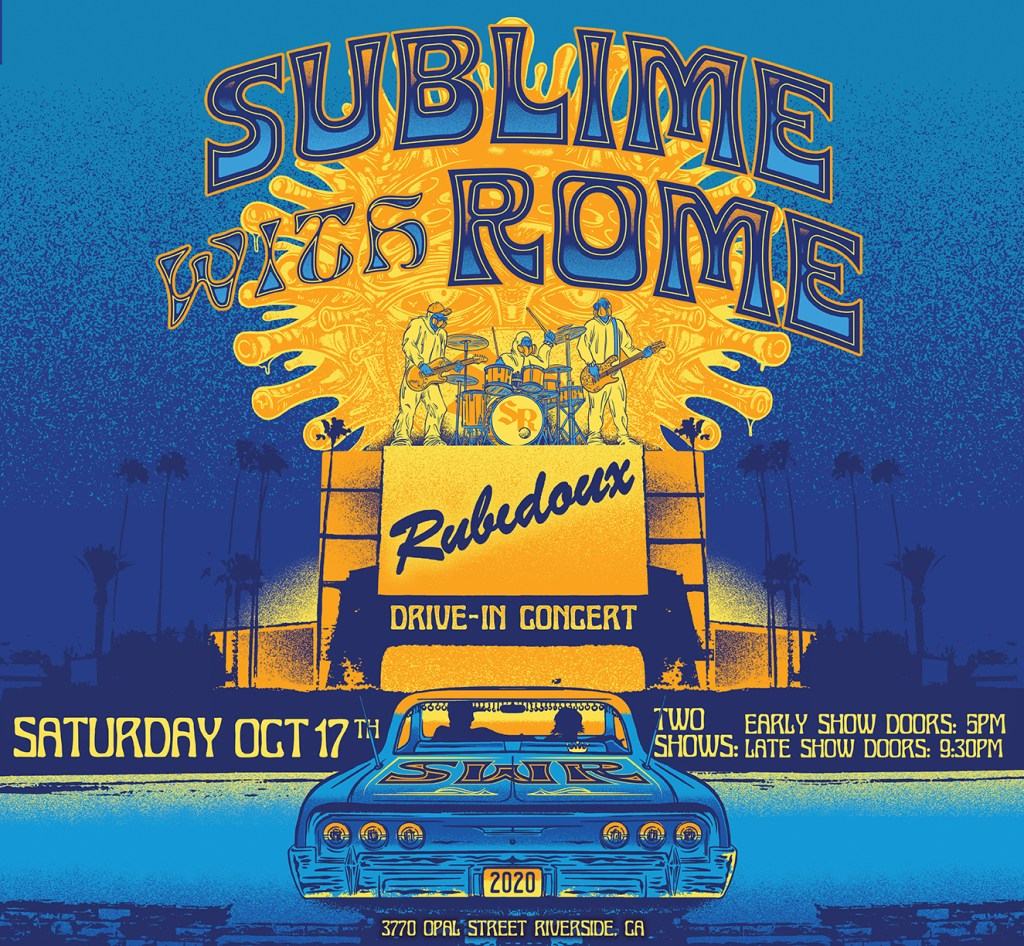 Sublime With Rome Live in Riverside