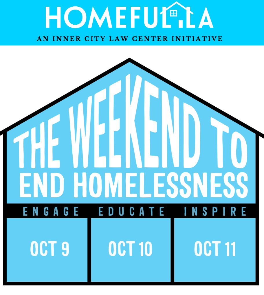 The Weekend to End Homelessness 2020