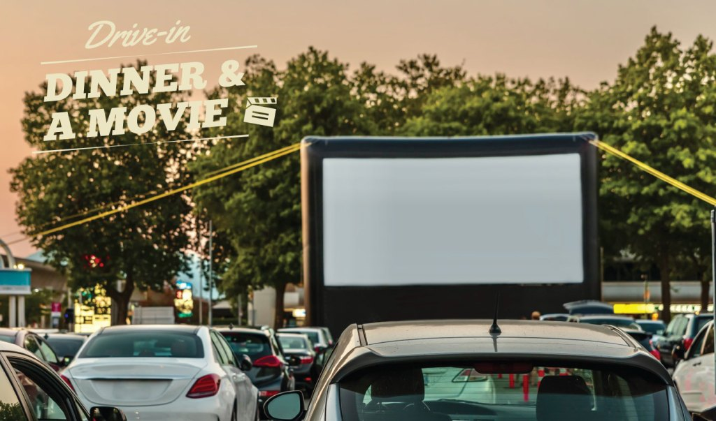 Drive-in Dinner & a Movie
