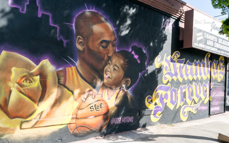 Vanessa Bryant's Tribute To Kobe And Gianna Bryant