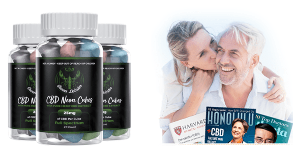 Is A Brief Overview Of Green Lobster CBD Gummies Advanced Shocking Reviews: