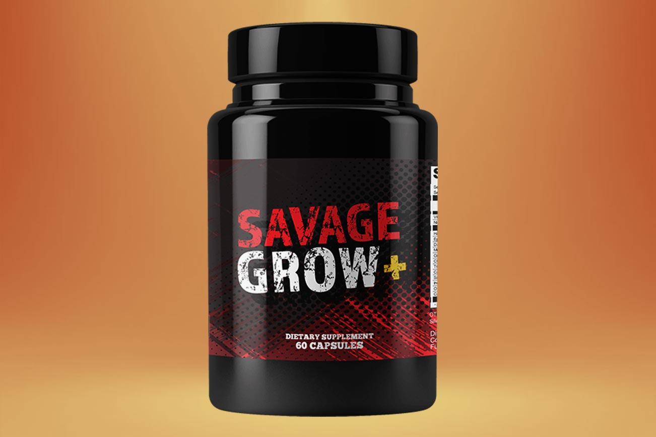 Realize Detailed On the subject of savage grow plus supplement