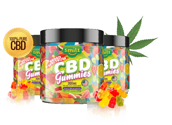 Smilz CBD Gummies Reviews: Best Broad Spectrum CBD Gummies of 2021? - LA Weekly