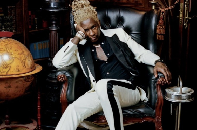 Young Thug Prepares to go Punk