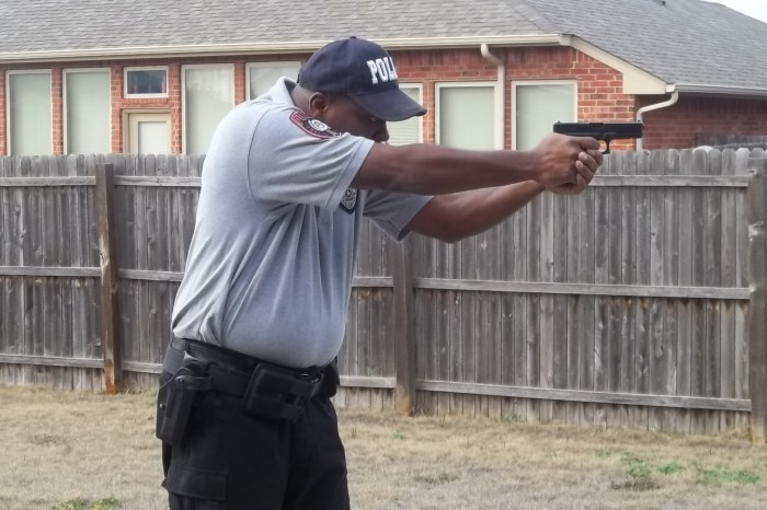 Recent Oklahoma Active–Shooter Course Prepares First Responders