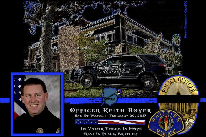 In Memoriam Officer Keith Boyer