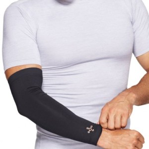 Tommie Copper Men's Core Compression Full Arm Sleeve