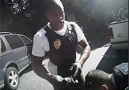 Charlotte Officer Will Not be Disciplined Over Shooting that Sparked Rioting
