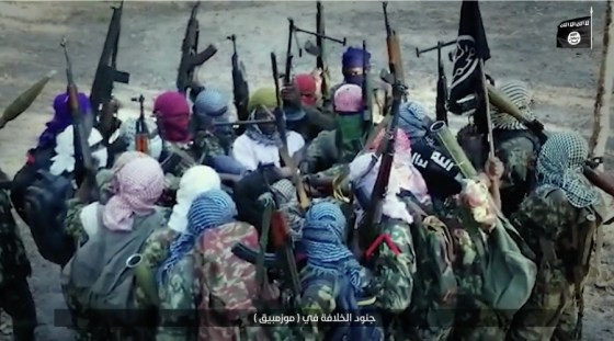 The Islamic State in Mozambique