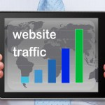 Website Traffic from Press Releases