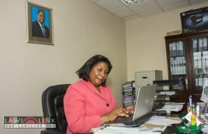Mrs Ellena Chirwa