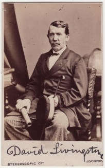 Dr. David Livingstone, Missionary and Explorer