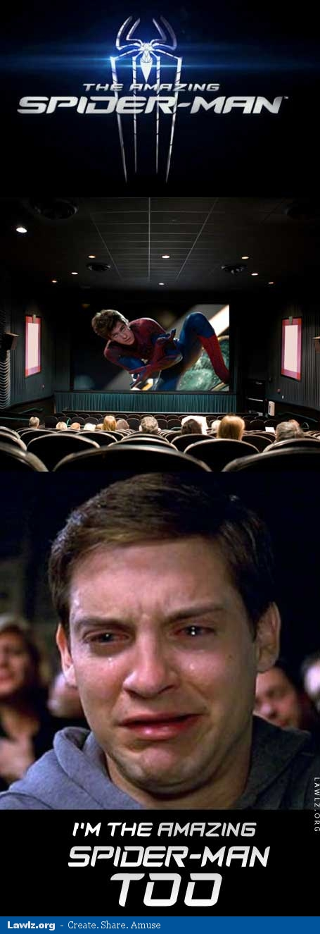 tobey maguire crying meme - photo #19