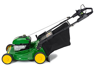 mowing the lawn iowa city babywearers