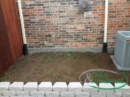 retaining wall, Carrolton TX Landscaping companies