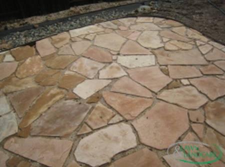 stone floor work