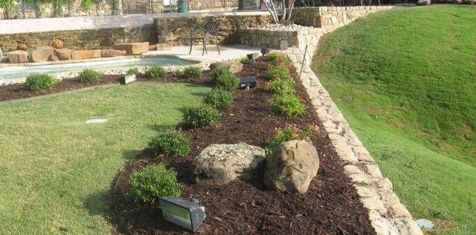 Landscaping company portfolio Allen TX